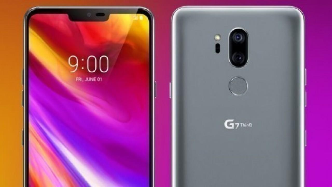 LG G7 ThinQ fiyat etiketi sonunda belli oldu