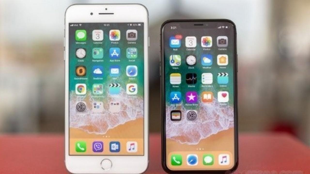 Apple'ın Son Çeyrek Raporuna Göre iPhone Satışları Yükselişte