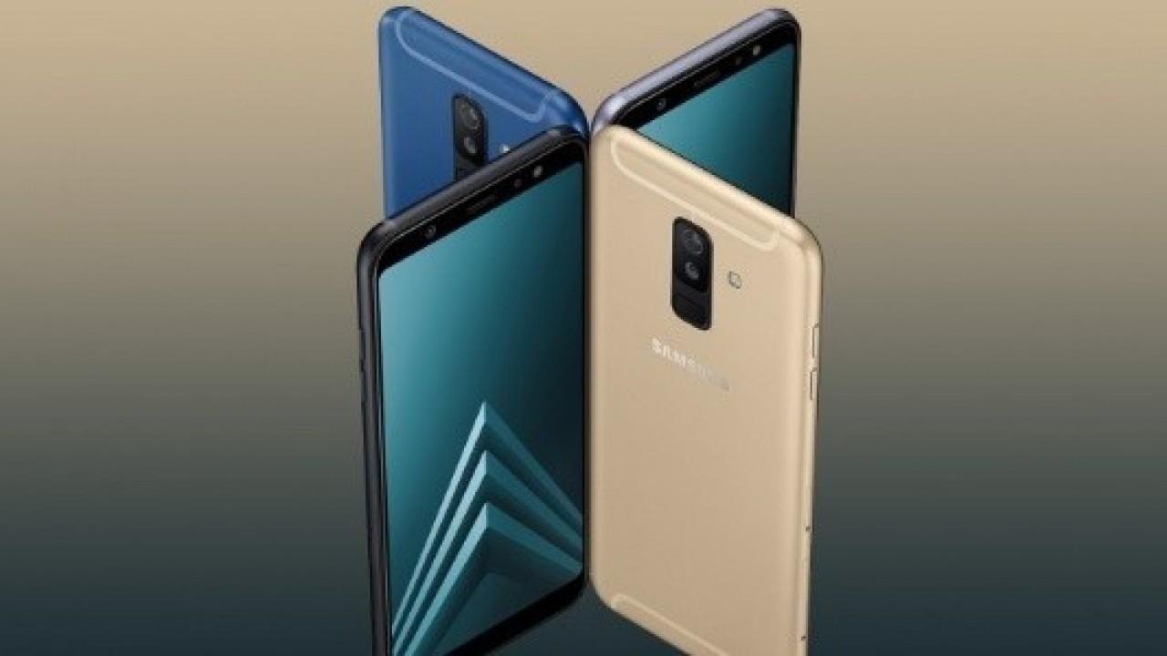 Samsung Galaxy A6 (2018) ve Galaxy A6 + (2018) Avrupa Fiyatları Belli Oldu