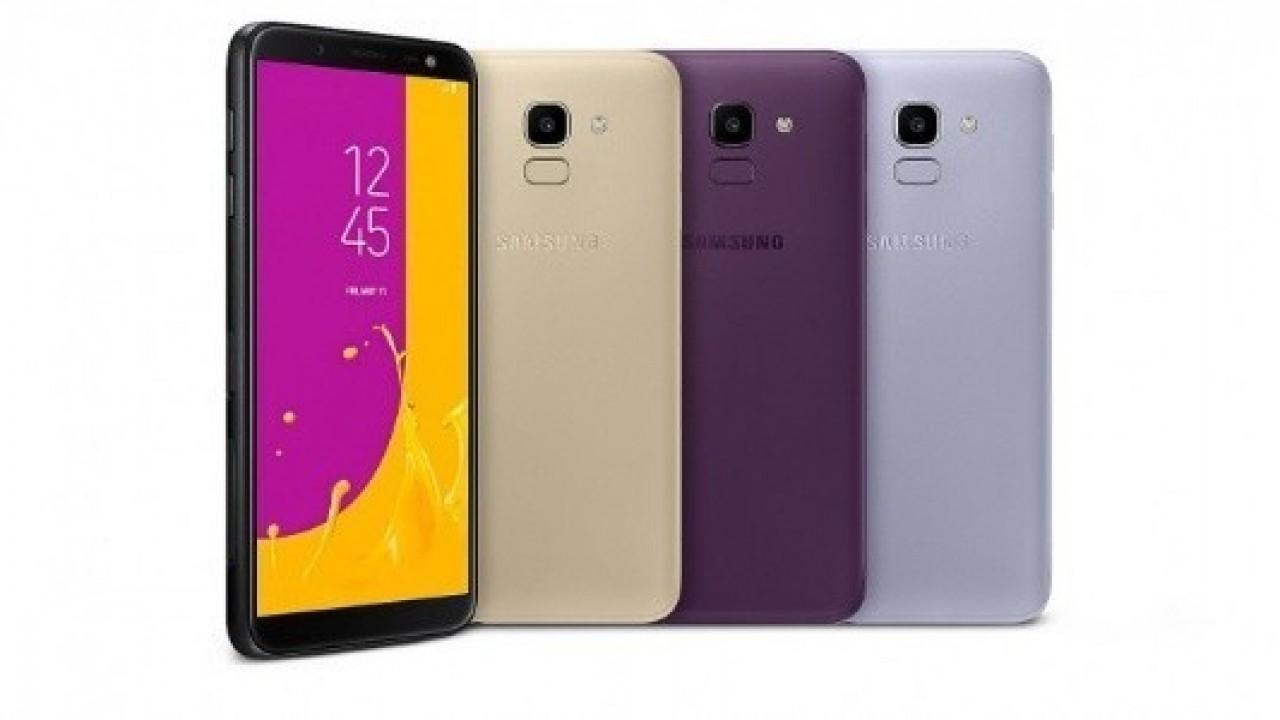 Samsung Galaxy J6 ve Galaxy J4 Resmi Olarak Duyuruldu