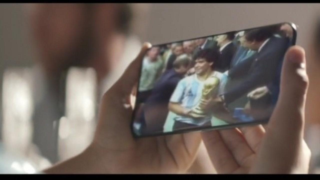 Vivo'nun Çentiksiz Tam Ekran ve Ekran İçi Parmak İzi Tarayıcıya Sahip Telefonu 12 Haziran'da Geliyor