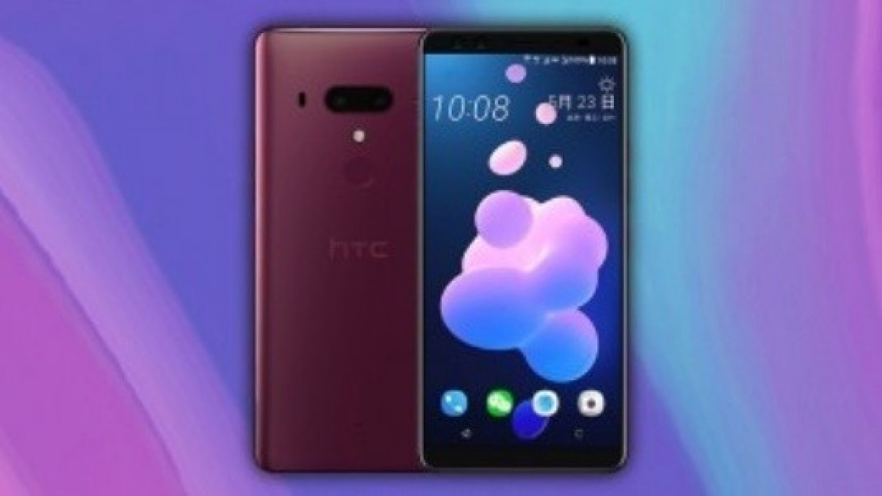 HTC U12+ Çift Kamera , HDR10 Ekran ve Snapdragon 845'le Duyuruldu