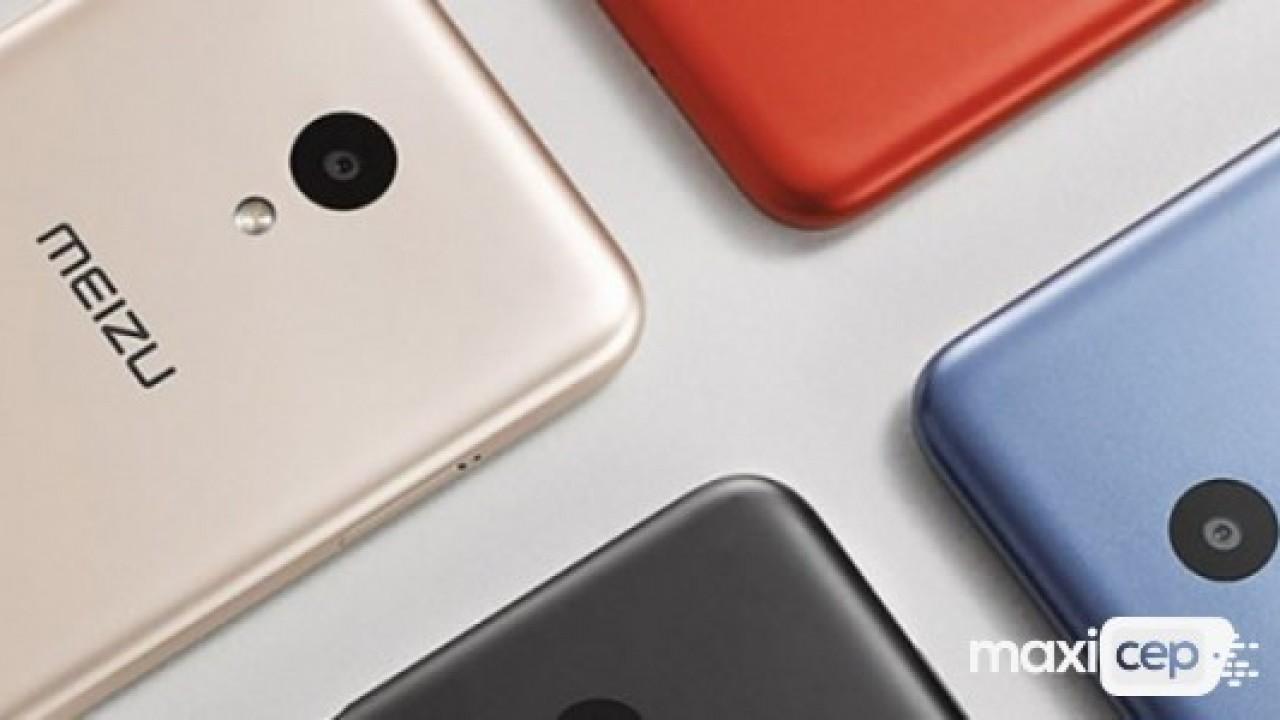 Android Go'lu,Meizu M8cresmiyete kavuştu