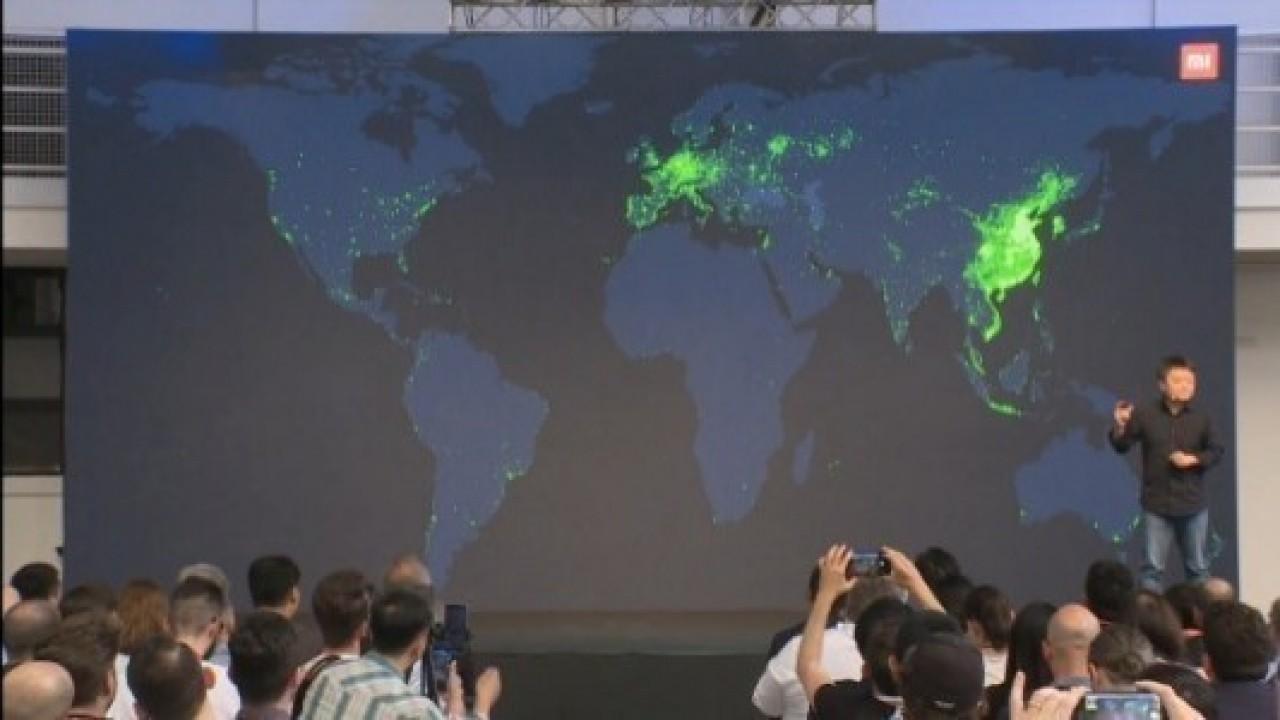 Xiaomi Bugün İtalya Pazarına da Giriş Yaptı