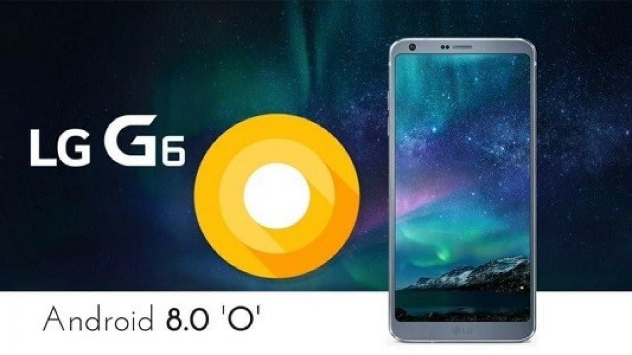LG G6, Avrupa'da Android 8.0 Güncellemesini Almaya Başladı