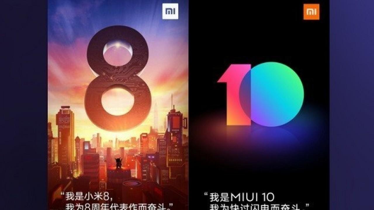 Xiaomi Mi 8'de Ekrana Gömülü Parmak İzi Okuyucusu Bulunmayacak