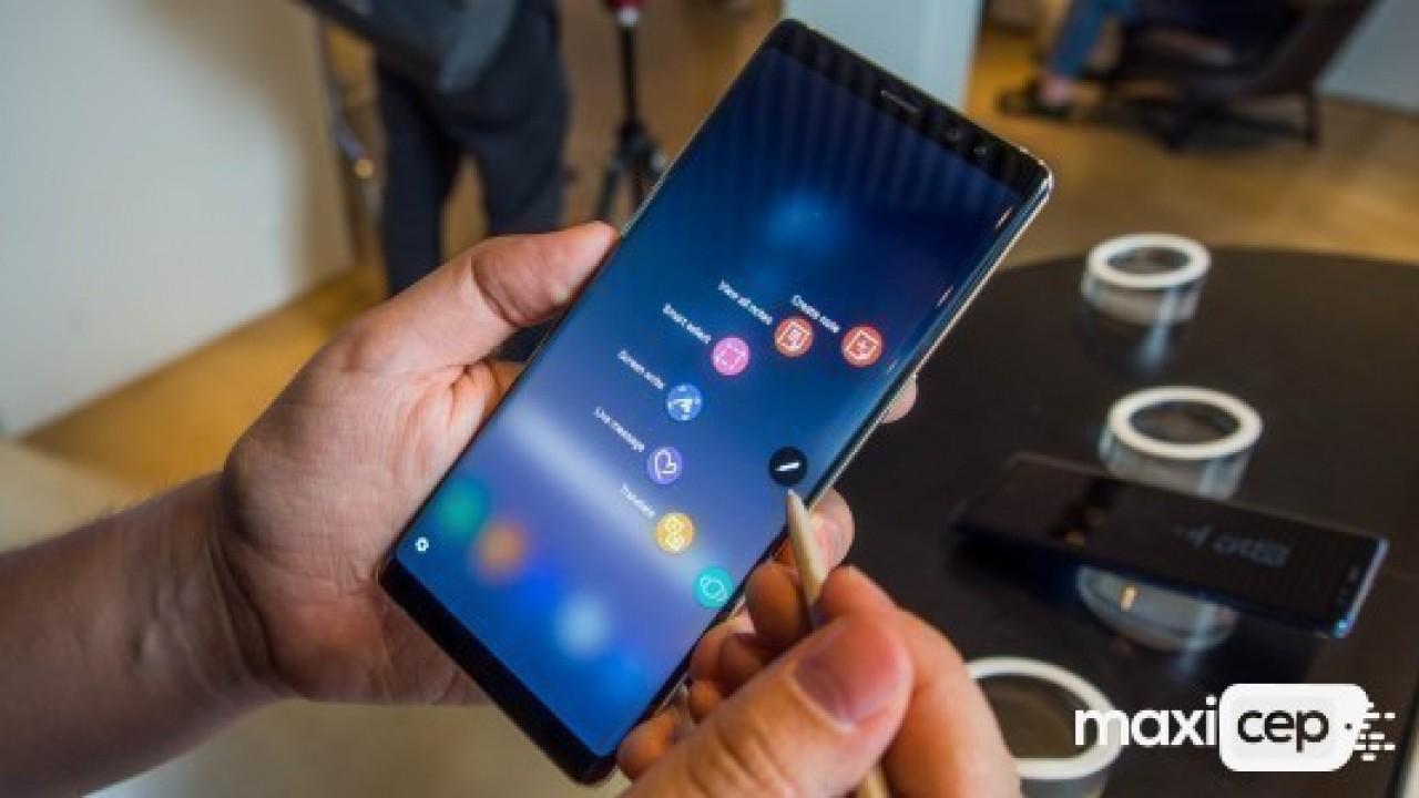 Galaxy Note 9'un ekran koruyucusu sızdırıldı