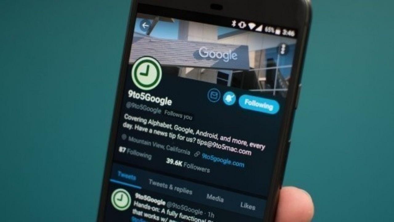 Twitter, Android Uygulaması için Yeni Bir Tasarımı Test Ediyor