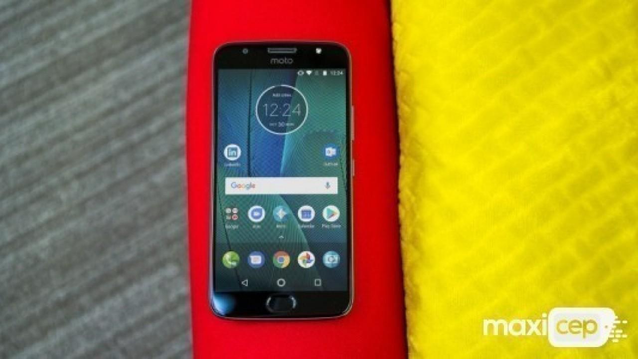 Moto G5S Plus, Android 8.1 Oreo'yu almaya başladı