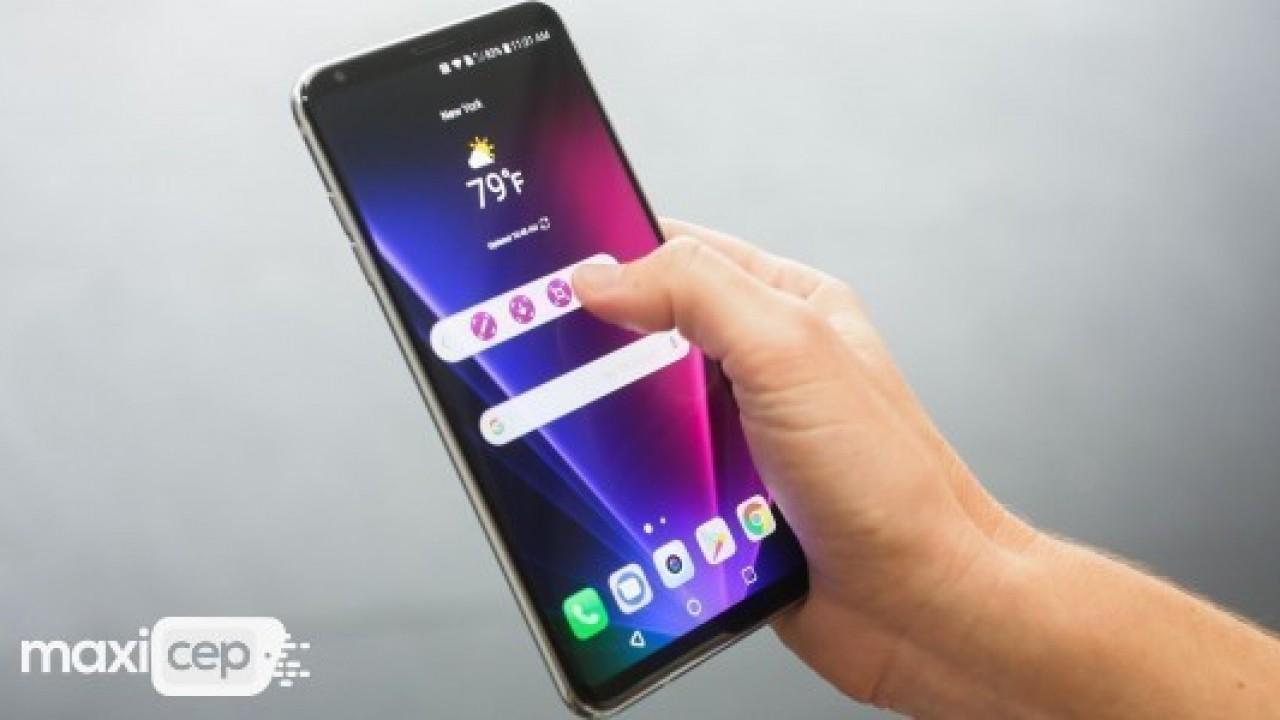 LG V30+, dayanıklılığıyla göz kamaştırıyor