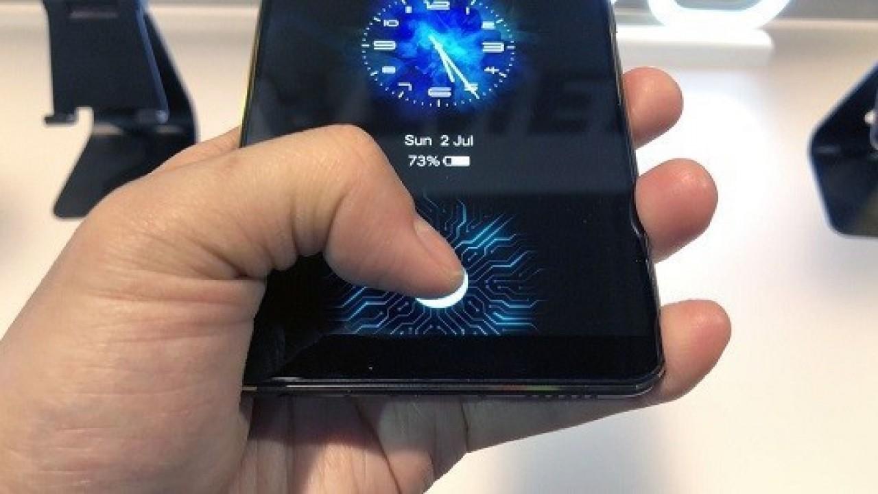 Samsung Galaxy S10'da Ekrana Gömülü Parmak İzi Okuyucusu Bulunacak