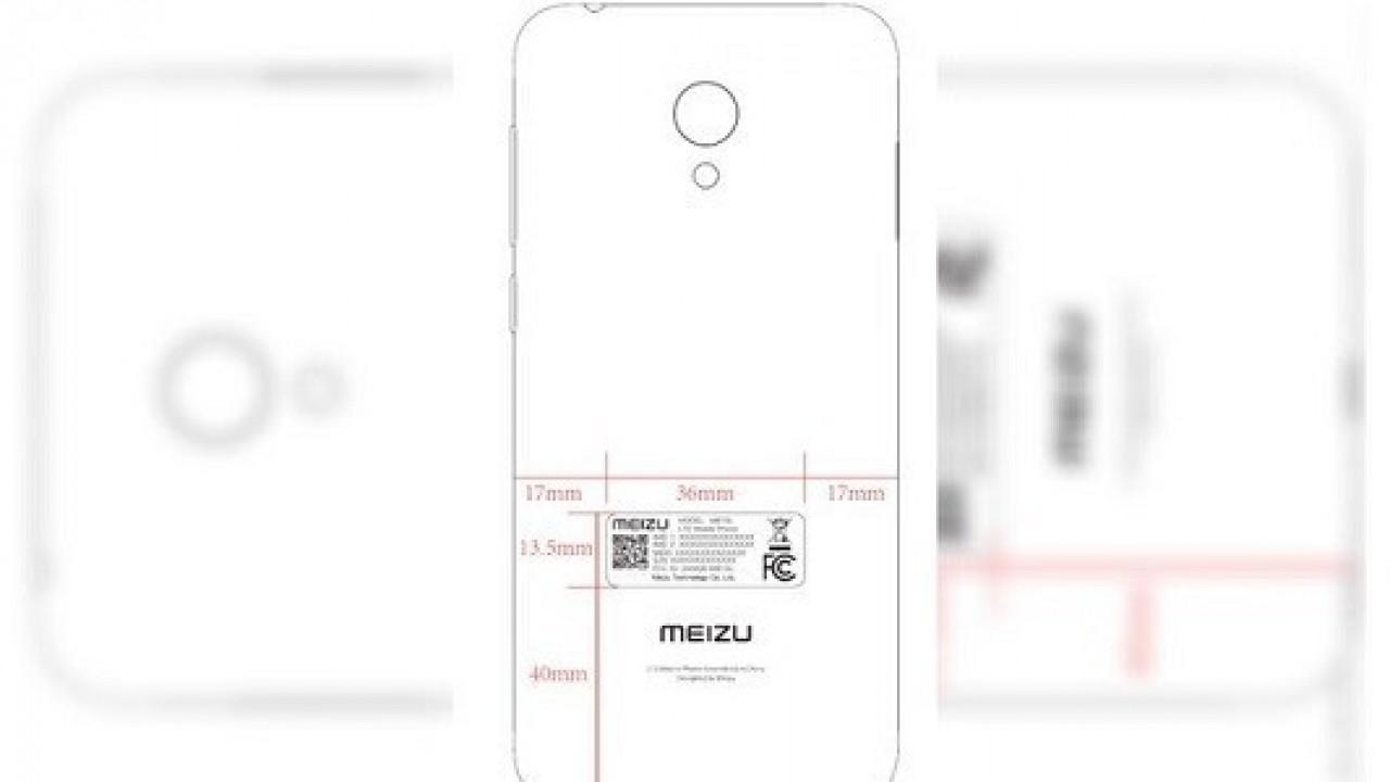 Meizu M810L Modeli FCC Sertifikasında Görüntülendi