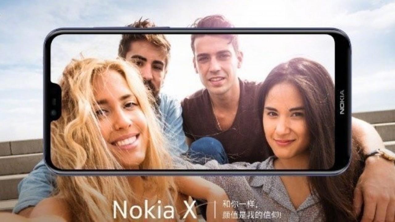 Nokia X6'nın Yeni Resmi Görseli Ortaya Çıktı