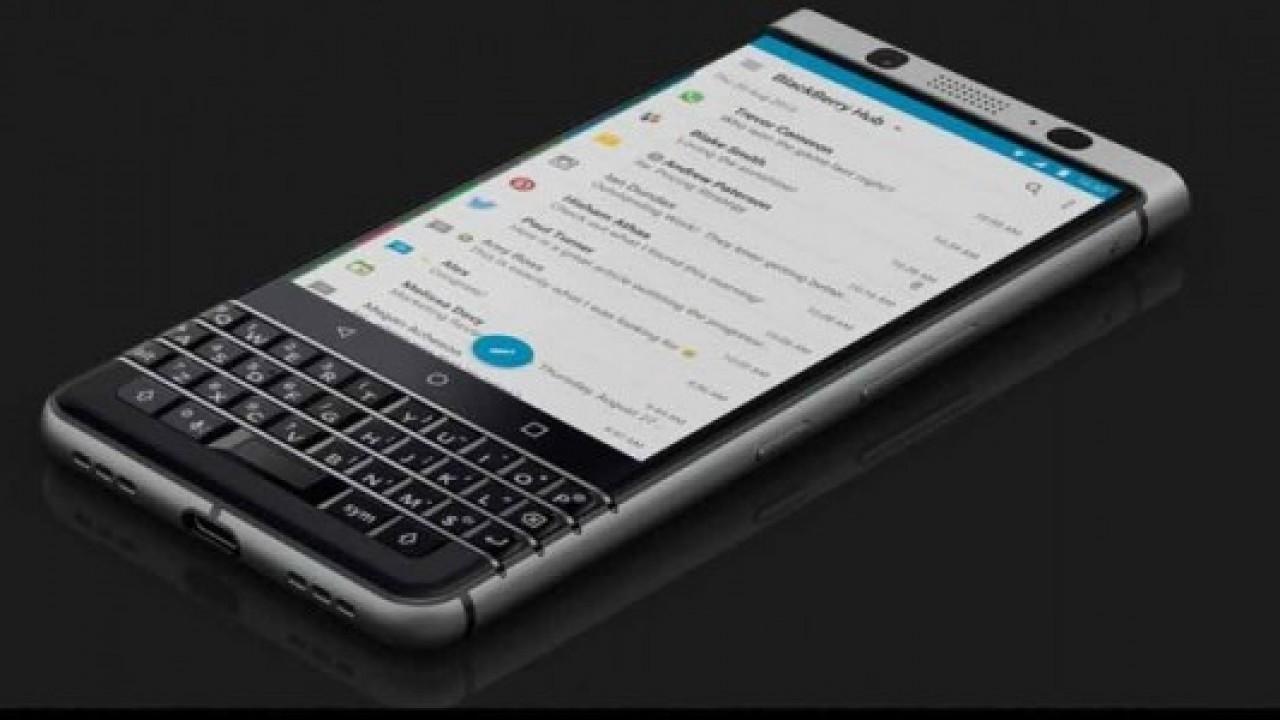 BlackBerry KEY 2, her an tanıtılabilir