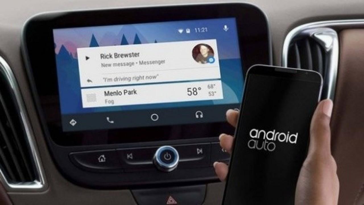 Tüm Android P Cihazlar, Android Auto Wireless İçin Destek sağlayacak