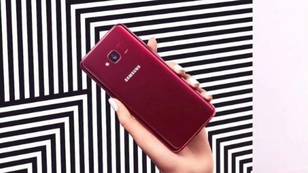 Sızdırılan Galaxy S8 Lite Basın Görselleri, Bordo ve Siyah Rengi Onayladı