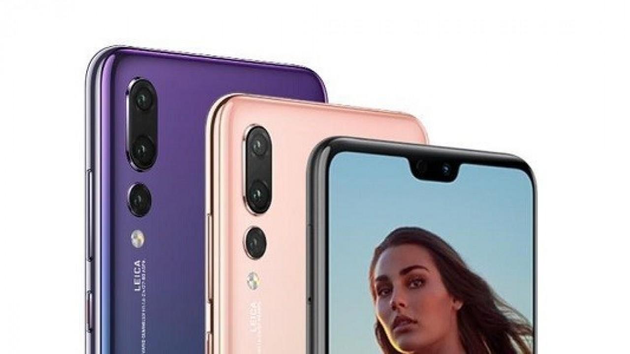 Huawei P20 Pro İçin Büyük Bir Güncelleme Geldi
