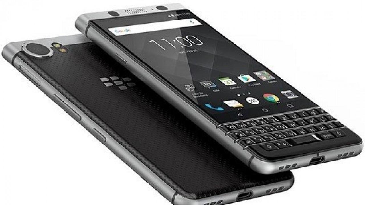 Blackberry KEYone Yeni Bir Güncelleme Aldı