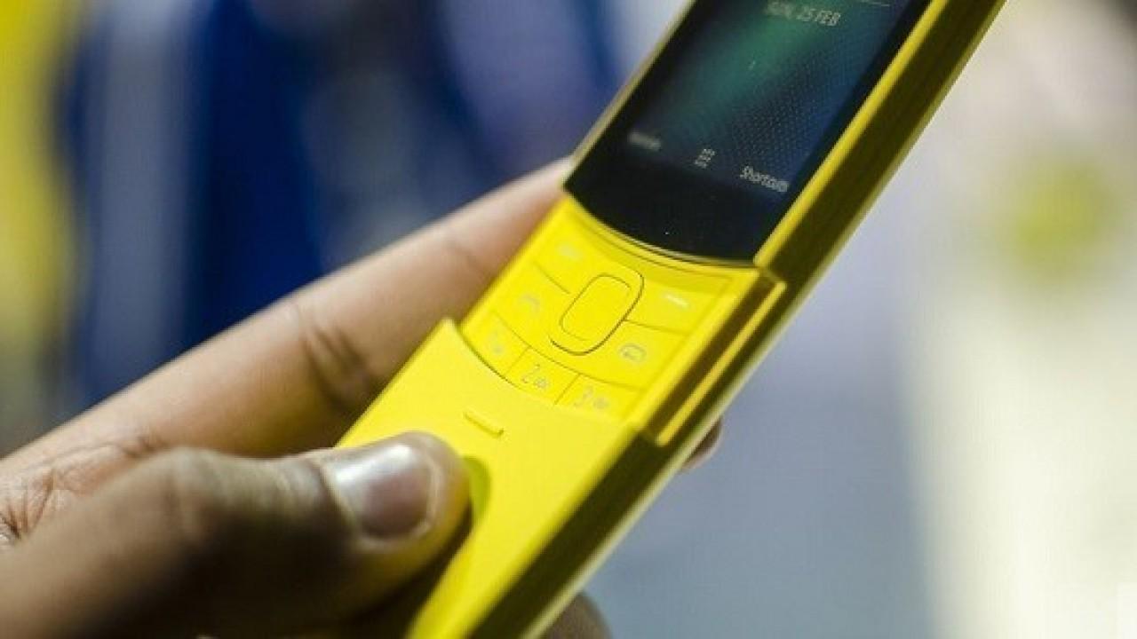 Nokia 8110 4G Modeli Yakında Çin'de Duyurulabilir