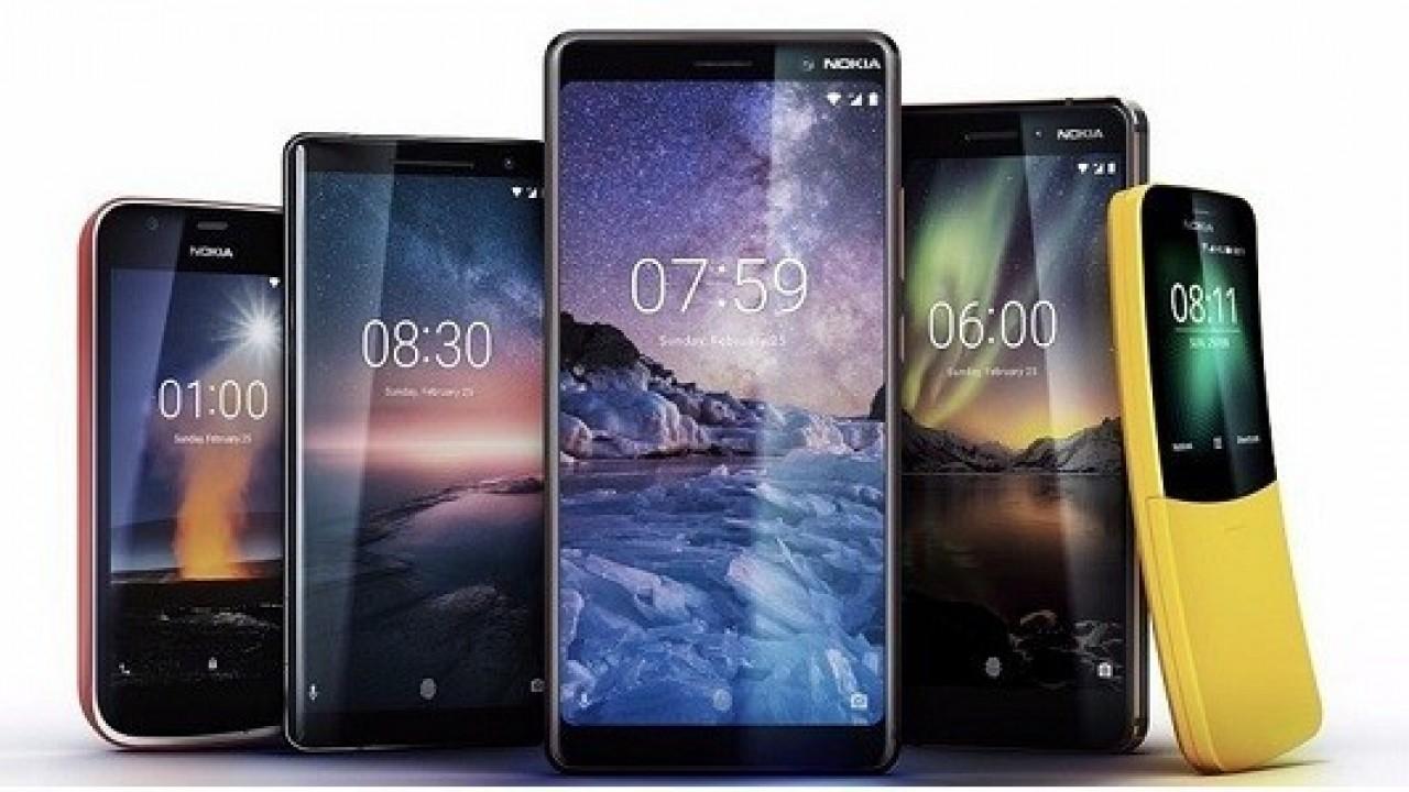 Nokia 8, Nokia 8 Sirocco, Nokia 7 Plus ve Nokia 6.1 İçin Yüz Tanıma Özelliği Geliyor