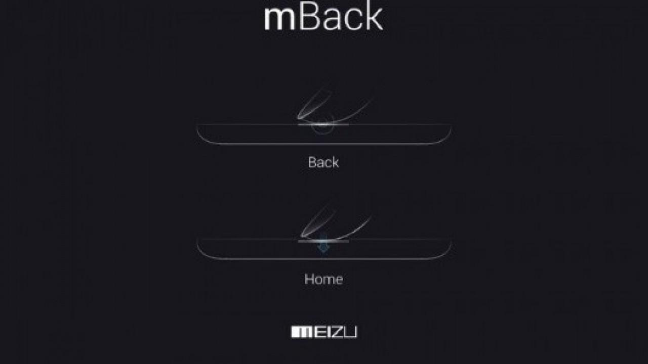 Meizu 16, Basınca Duyarlı mBack Tuşuna Sahip Olacak