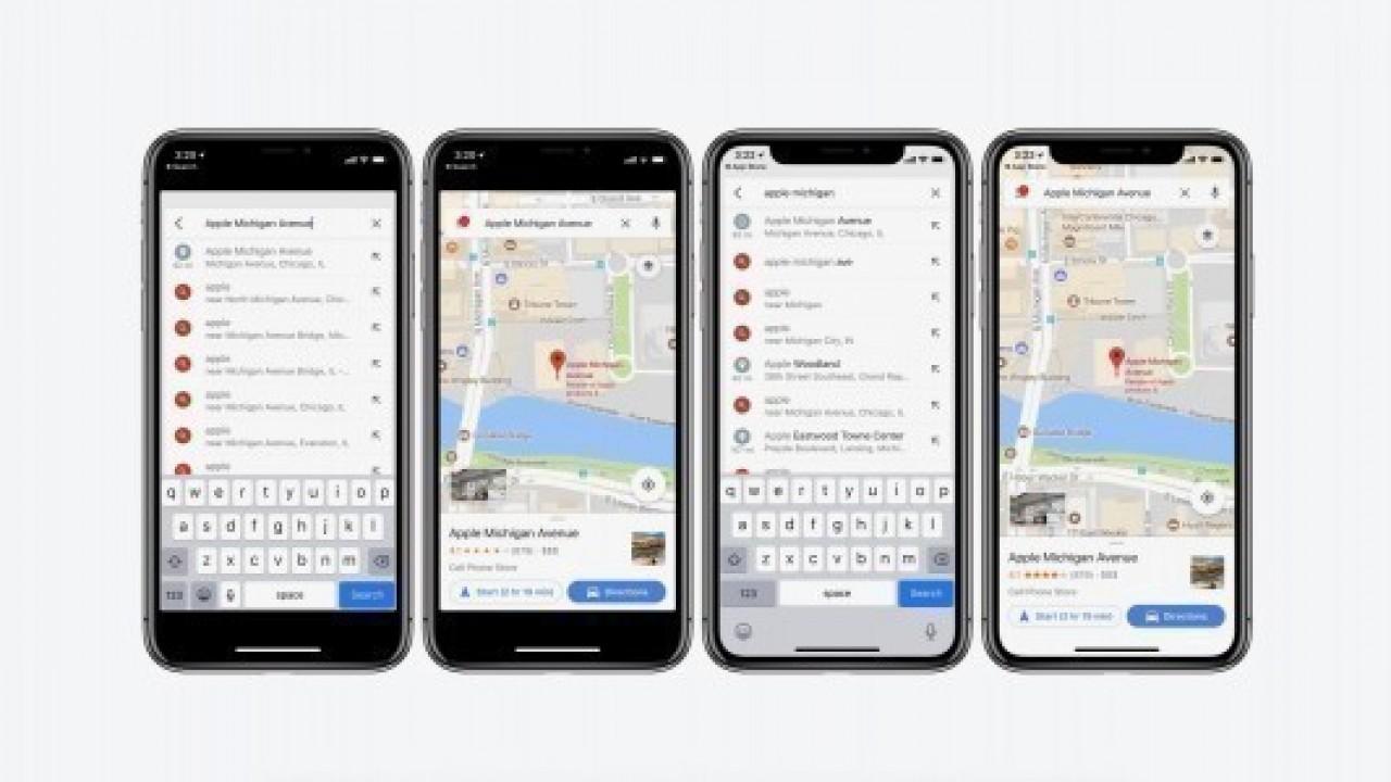 Apple Harita, iOS 12 ile birlikte rakiplerini korkutacak