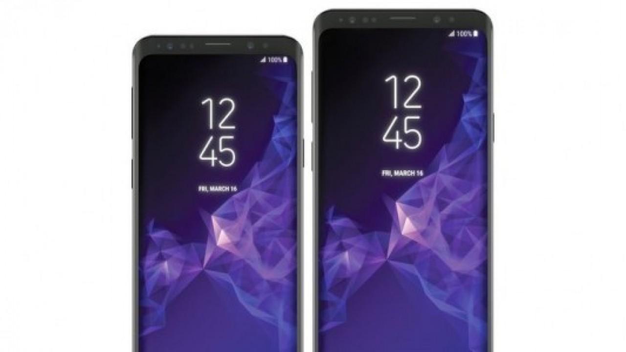 Galaxy S9 ailesinin yeni renk seçeneği titanyum grisi
