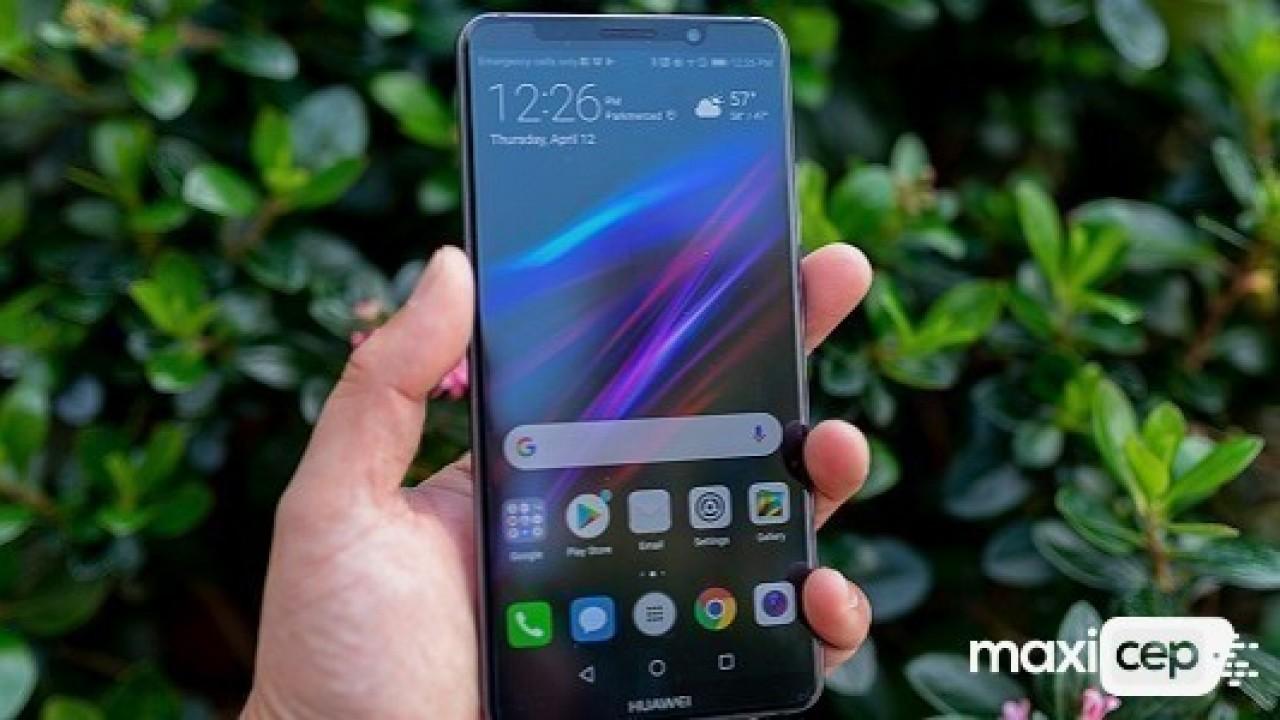 Huawei Mate 20 İçin İsim Patenti Alındı
