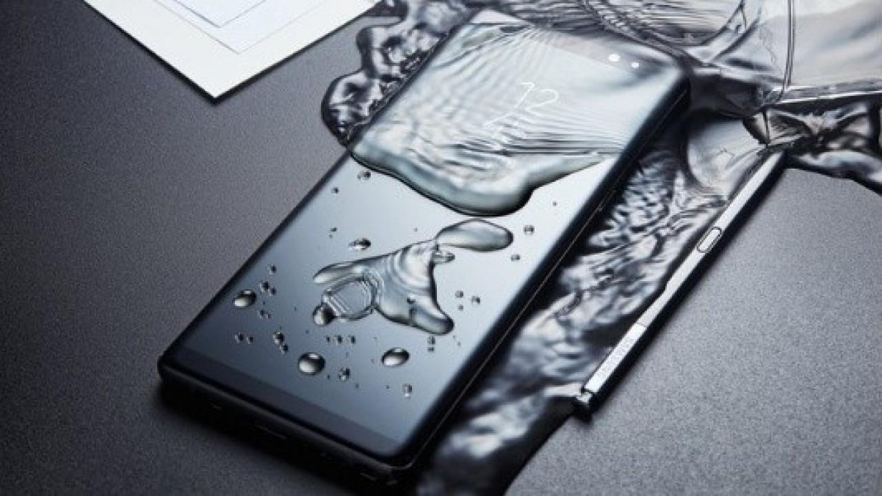 Resmi Galaxy Note 9 Görseli Sızdırıldı, Note 8'e Benzeyen Tasarım Doğrulandı