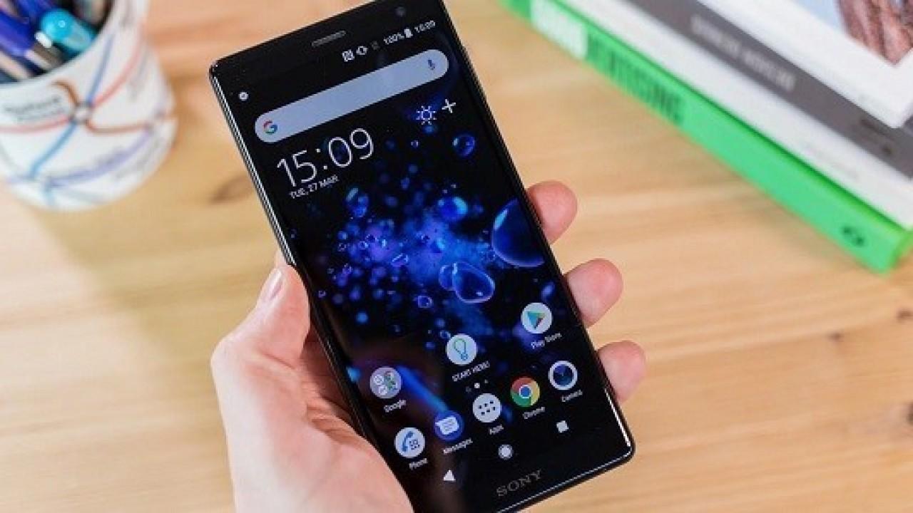Sony Xperia XZ3 Hem Önde Hemde Arkada Çift Kameraya Sahip Olacak