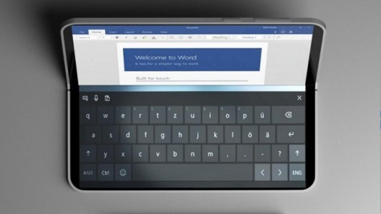 Microsoft'unSurface Phoneserisi 2019'da geri dönüyor