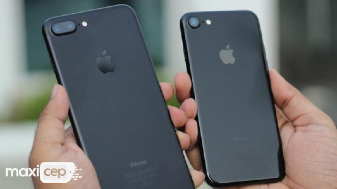 Apple, iPhone 7'ler için ücretsiz onarım programını durdurdu