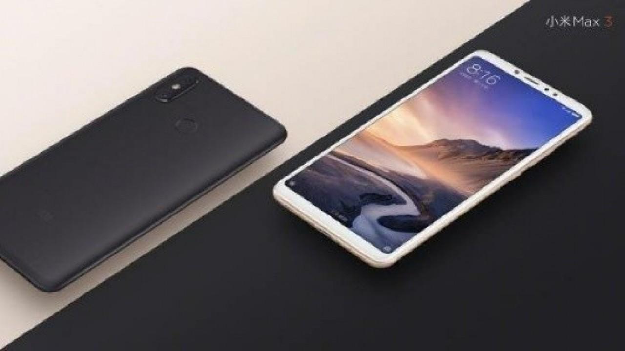 Xiaomi Mi Max 3 Özellikleri Tamamen Açıklandı, fiyat da Ortaya Çıktı