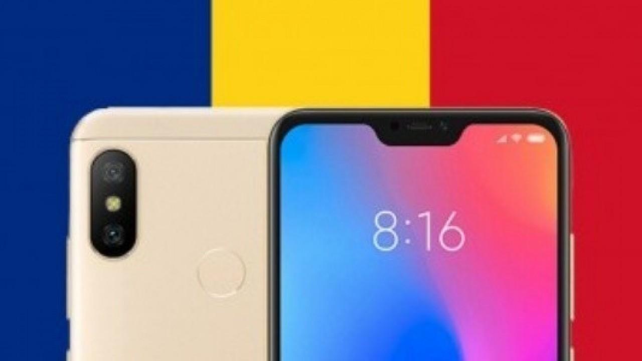 Xiaomi Mi A2 ve Mi A2 Lite, Romanya Mağazalarında Görüldü, Fiyatlar Ortaya Çıktı