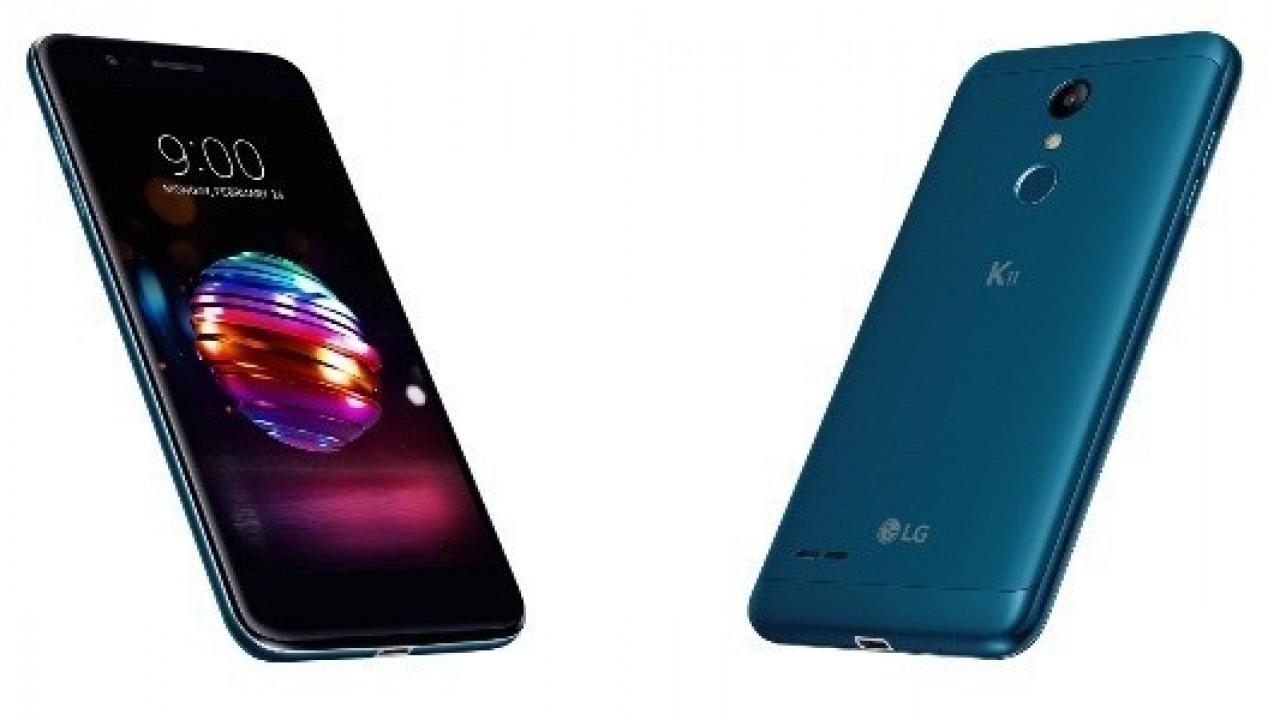 LG, Orta Seviye Akıllı Telefonları K11 Plus ve K11 Alpha Modellerini Brezilya'da Duyurdu
