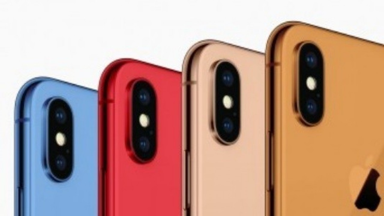 6.1 inç 2018 İPhone'un Renk Seçenekleri Belli Oldu