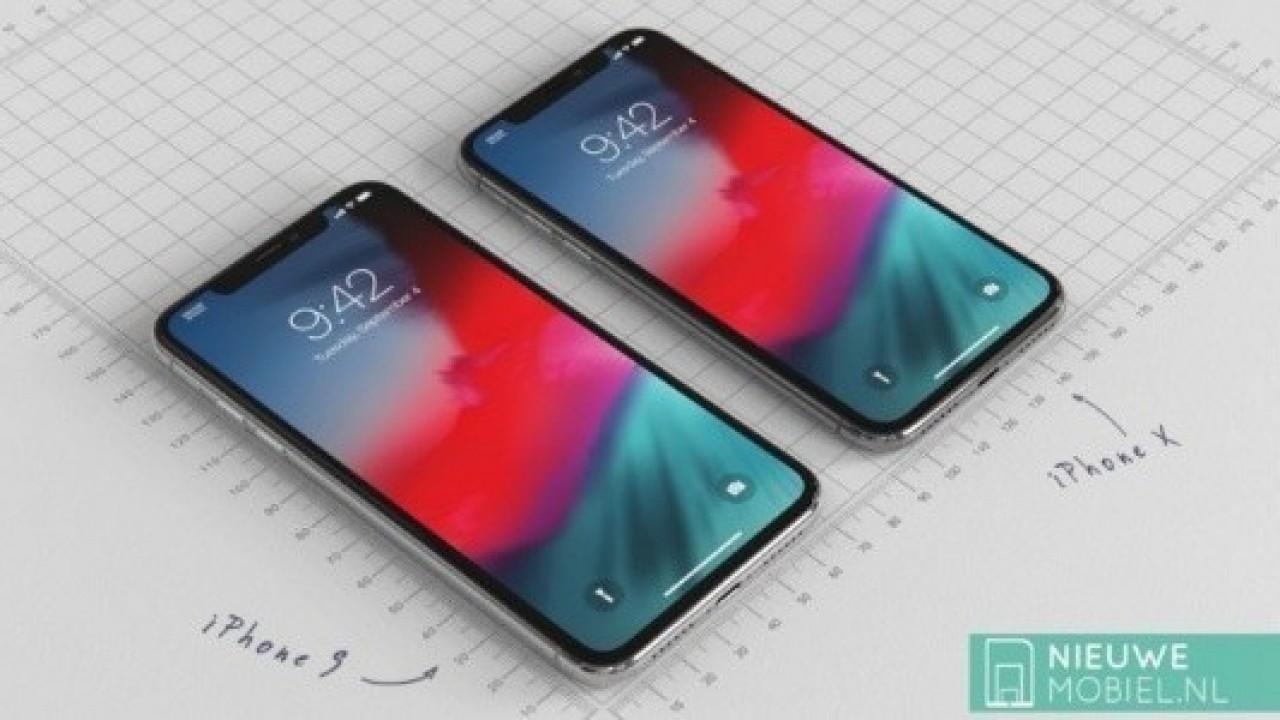 6.1 inç 2018 iPhone, LCD Sorunları Nedeniyle OLED Modellerinden Bir Ay Sonra Piyasaya Çıkacak