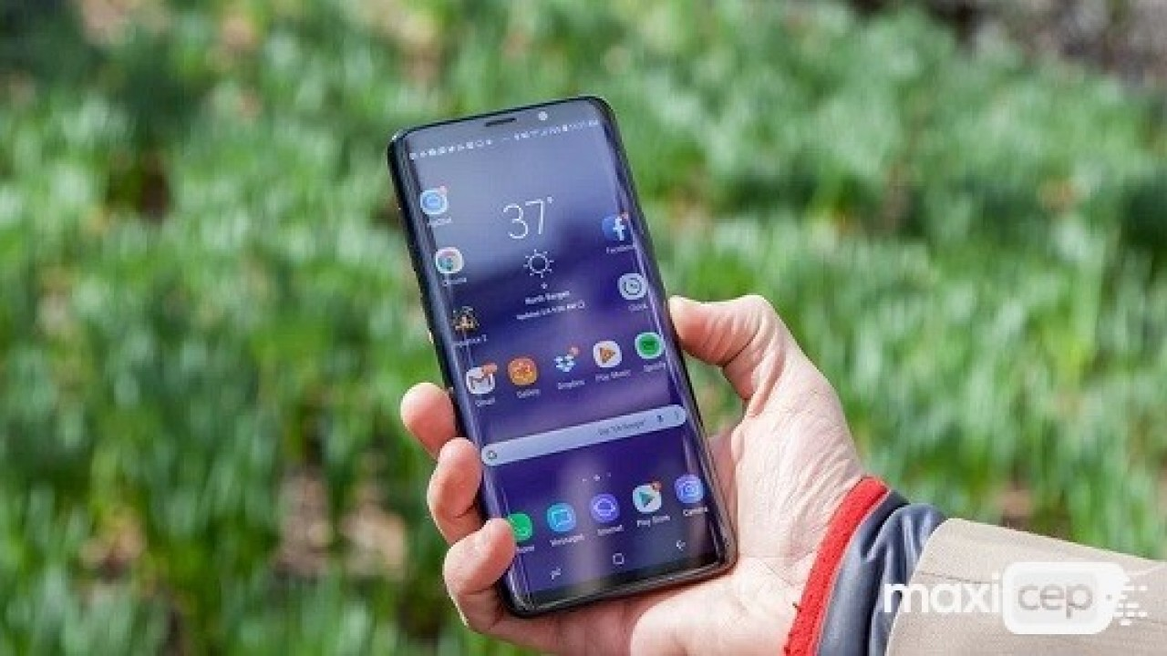 Galaxy S10 Serisinde Ekrana Gömülü Parmak İzi Okuyucusu Kullanılacak