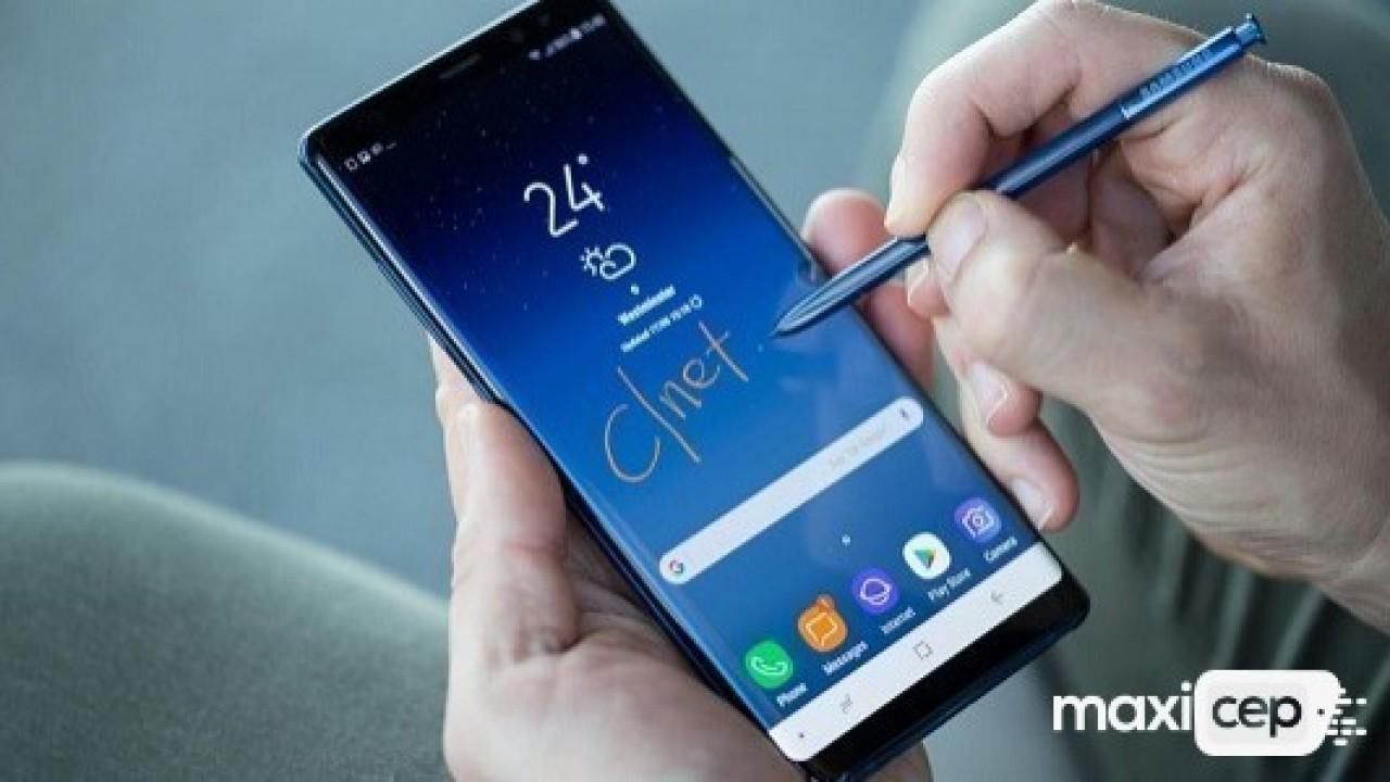 Samsung Galaxy Note 9'da Bixby Butonu ve 3.5 mm Kulaklık Girişi Bulunacak