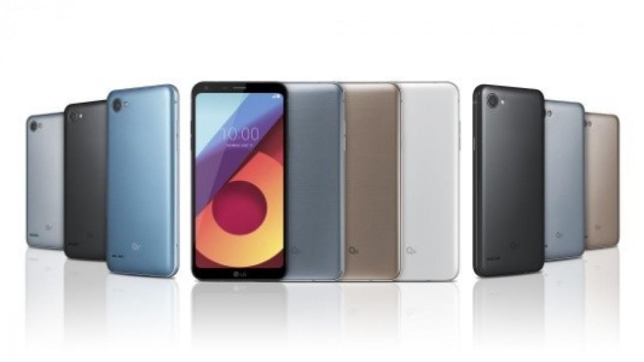 LG, Türkiye'de Satılan Dört Telefonu için Yeni Güncellemeleri Duyurdu