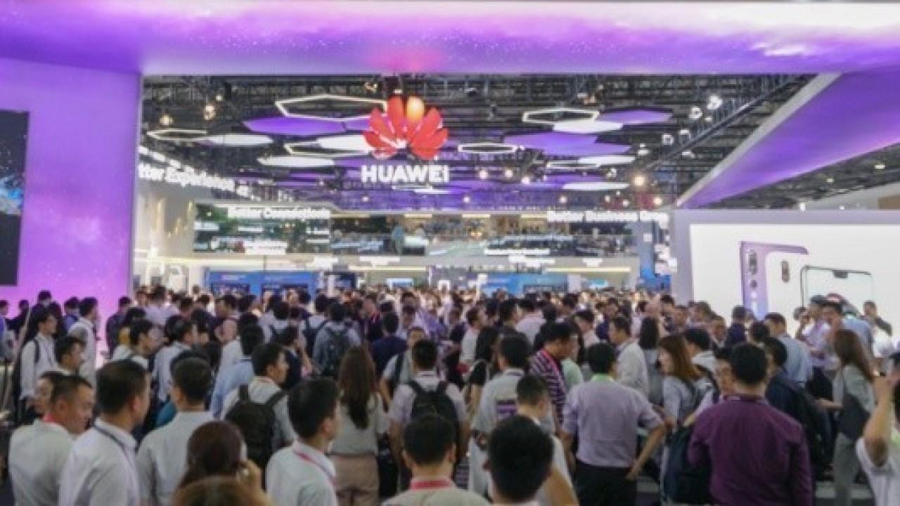 Huawei, Mobile World Congress Shanghai 2018'de 5G Teknolojlerini Tanıttı