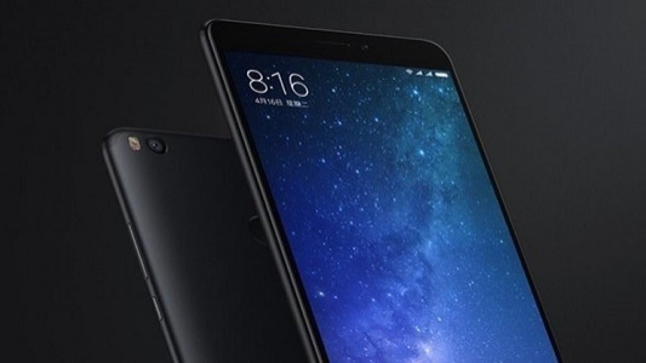 Xiaomi Mi Max 3'ün Ekran Paneli Sızdırıldı