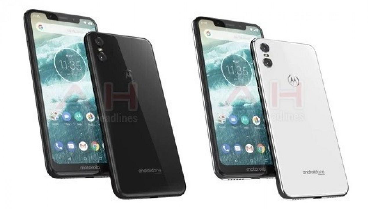 Motorola One Farklı Bir Tasarımla Ortaya Çıktı