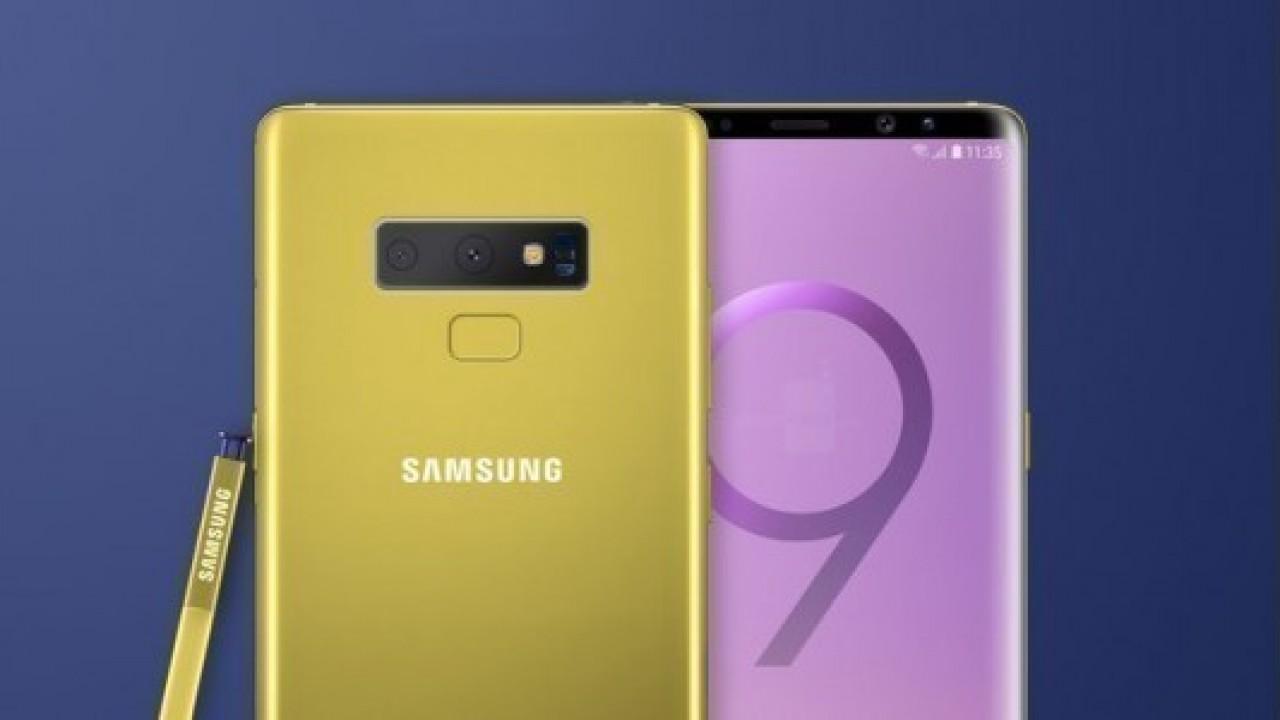 Samsung Galaxy Note 9, FCC'de yakalandı