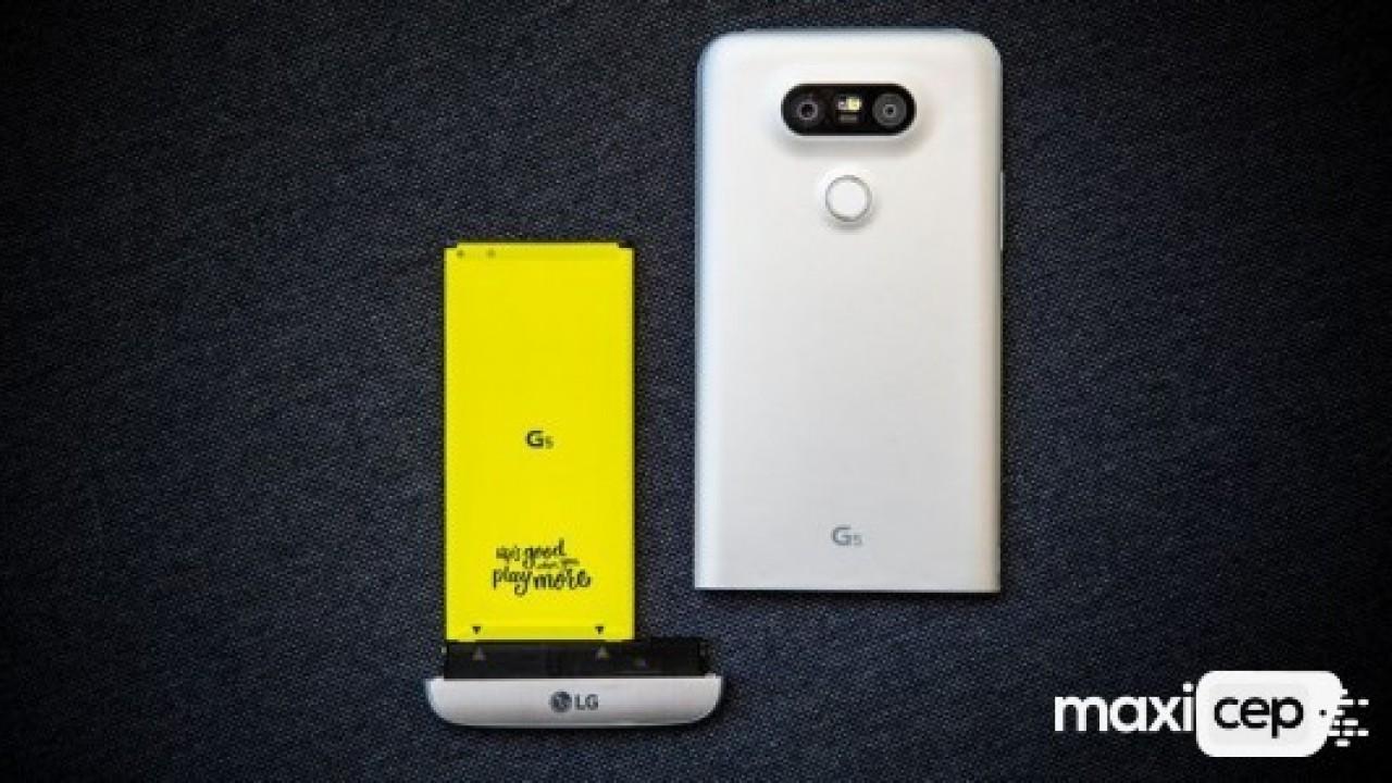 LG G5, Android Oreo güncellemesine kavuşuyor