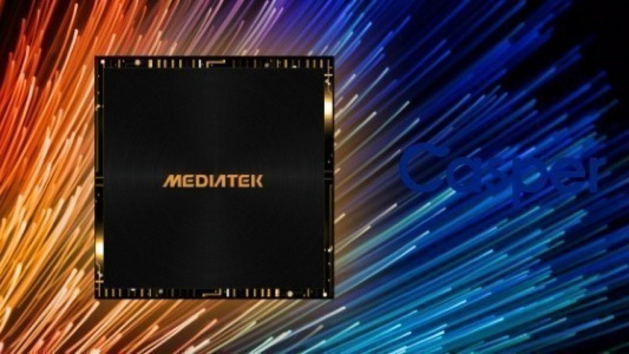 Casper'ın Yeni Telefonu MediaTek Helio P60'la Geliyor