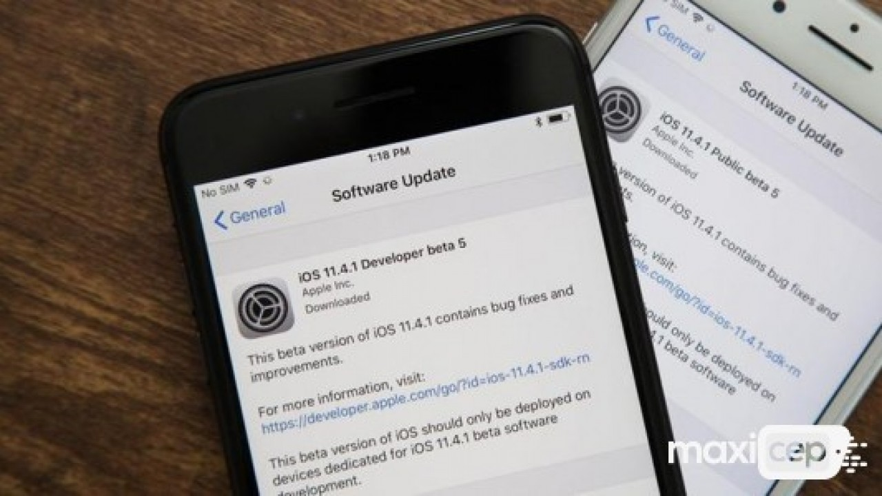 iOS 11.4.1 ne zaman çıkacak?