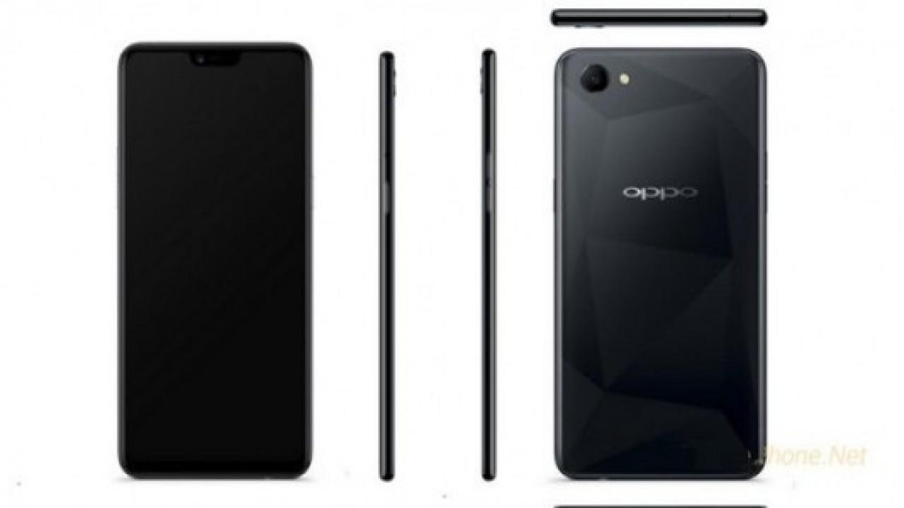 Oppo A3s tüm teknik özellikleri sızdırıldı