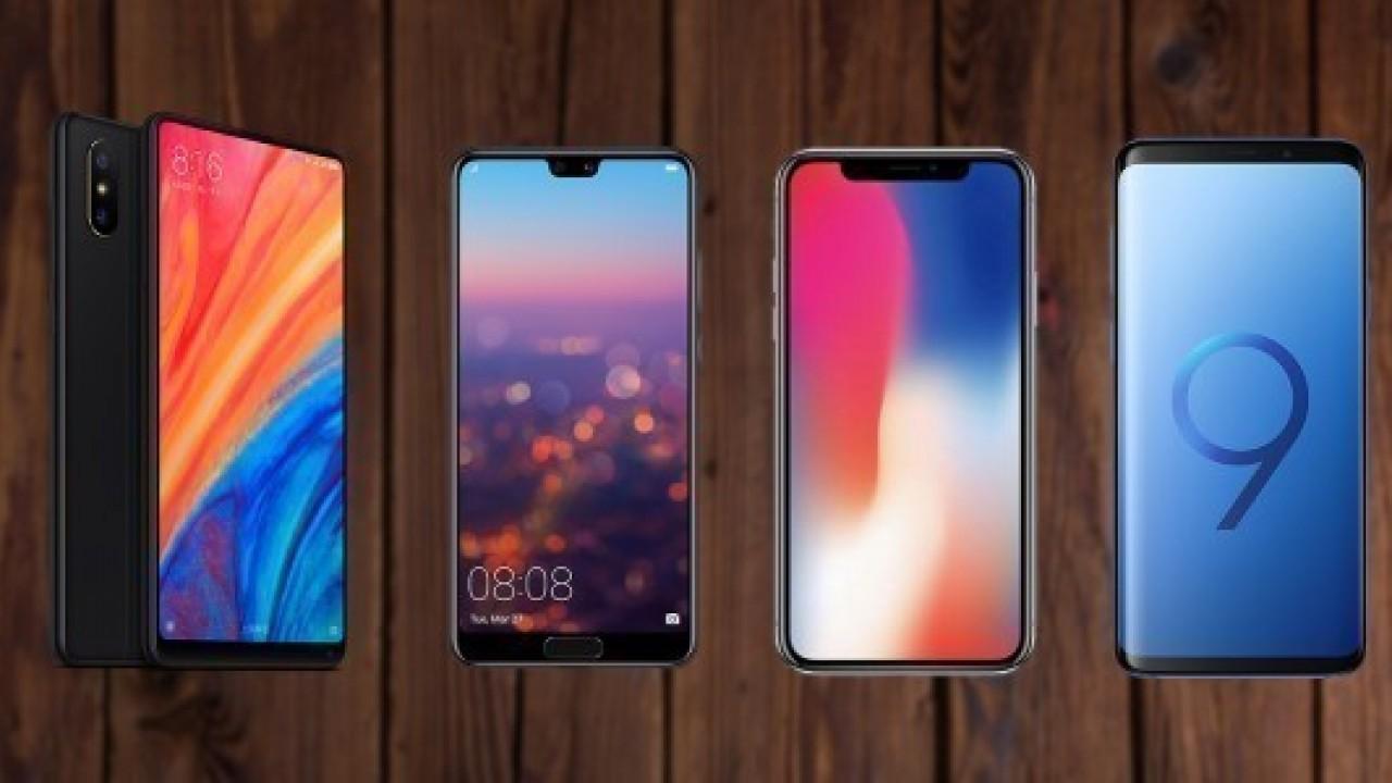 2018'de dünyada en çok satılan telefonlar sıralaması
