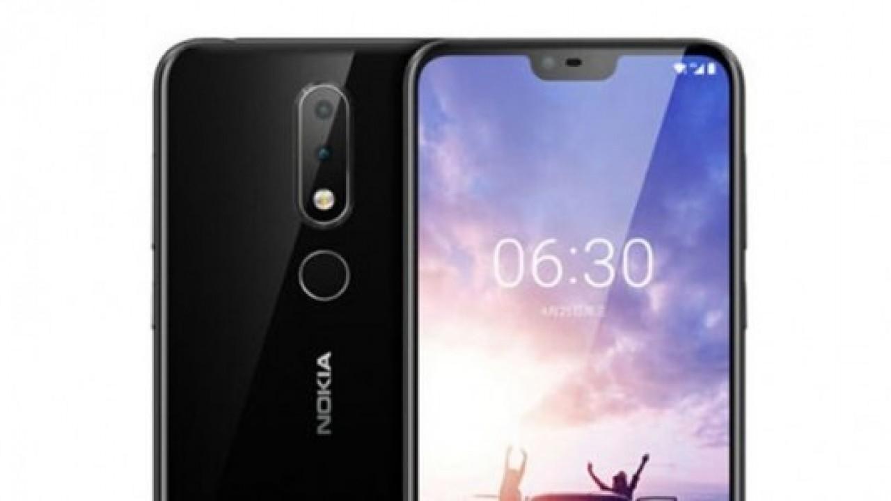 Nokia X6 küresel pazarda Nokia 6.1 Plus olarak satışa çıkacak